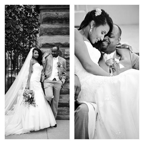 Danny Trudy Wedding Collage
