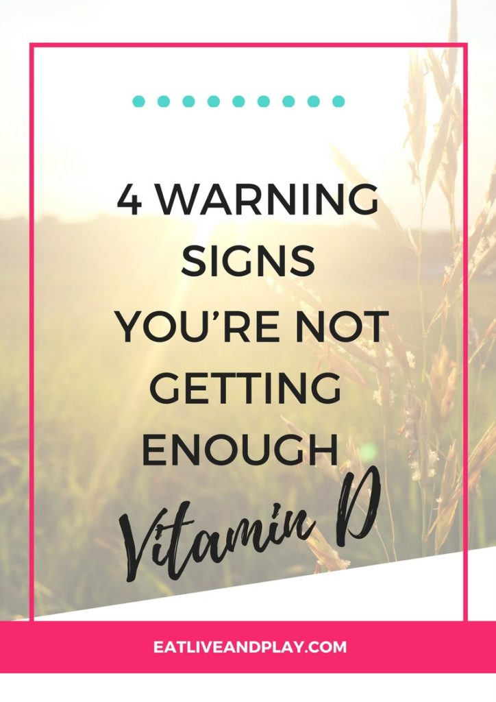 About 70% of North Americans suffer from Vitamin D deficiency, a nutrient that is so vital to our bodies for so many functions. There are many deficiency symptoms however click through for the 4 of the most common deficiency symptoms to look out for.