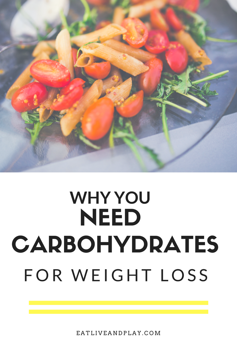Instead of completely banishing carbohydrates to lose weight, why not use them as the potential fat busters that they are? Adding them into your diet can help keep you full and will also help you to avoid snacking on less healthy foods.