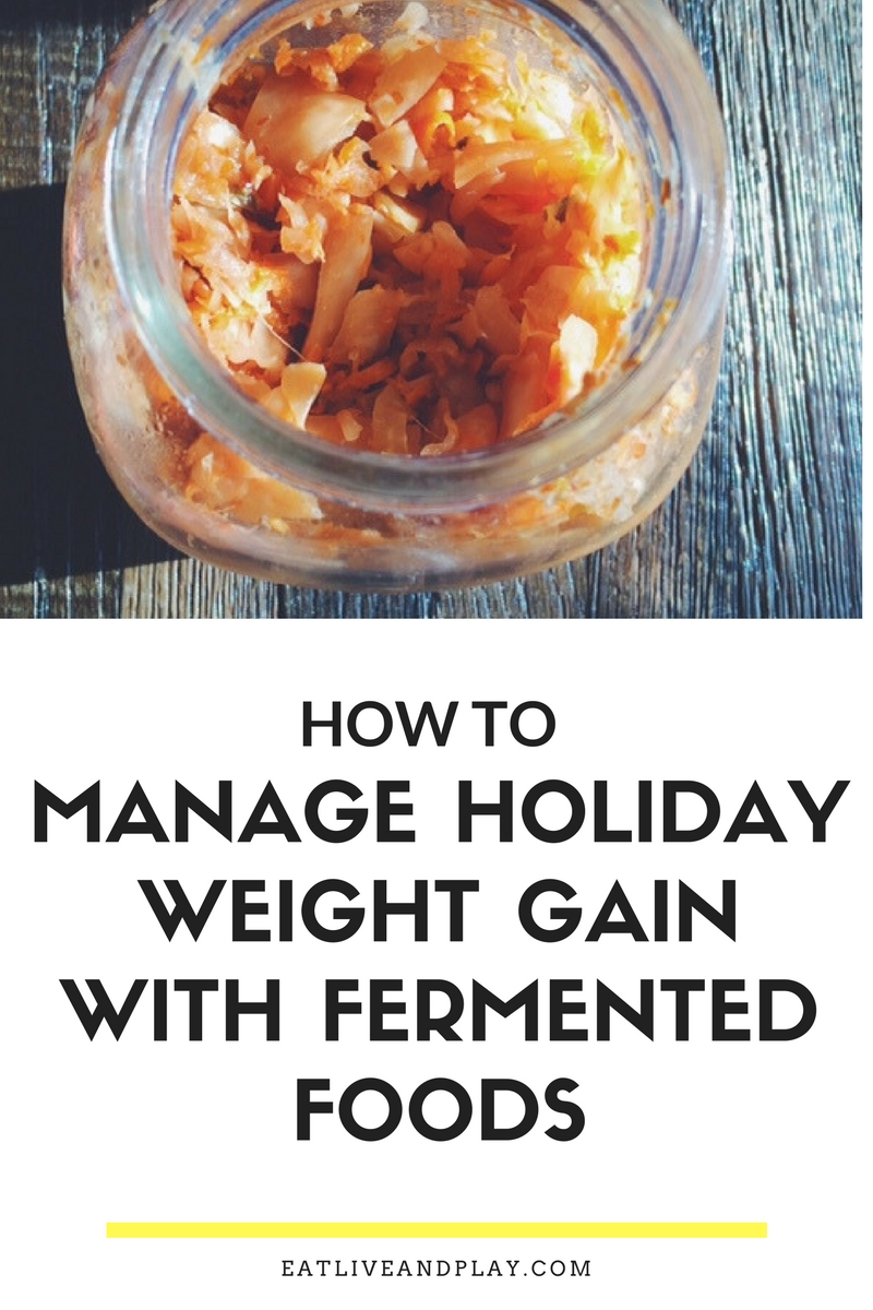One of the best kept secrets for burning fat and boosting your metabolism is by keeping your gut flora healthy with naturally fermented foods. Click through to learn more + receive a free download!