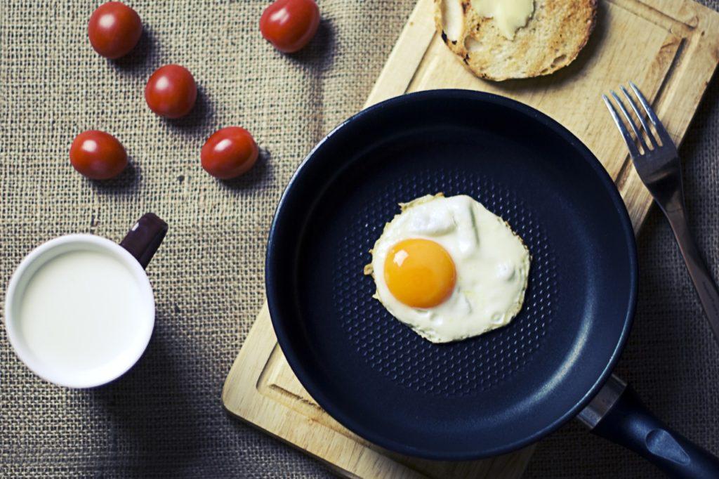 breakfast-eggs+boost your metabolism