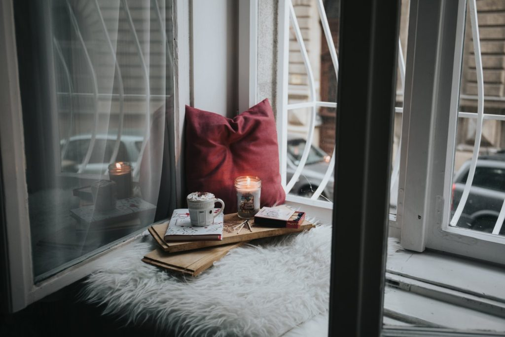 What is hygge? Hygge is a Danish word that is roughly translated as 'cozy. Click through to find out more and 3 ways that it can help you to relieve your stress.
